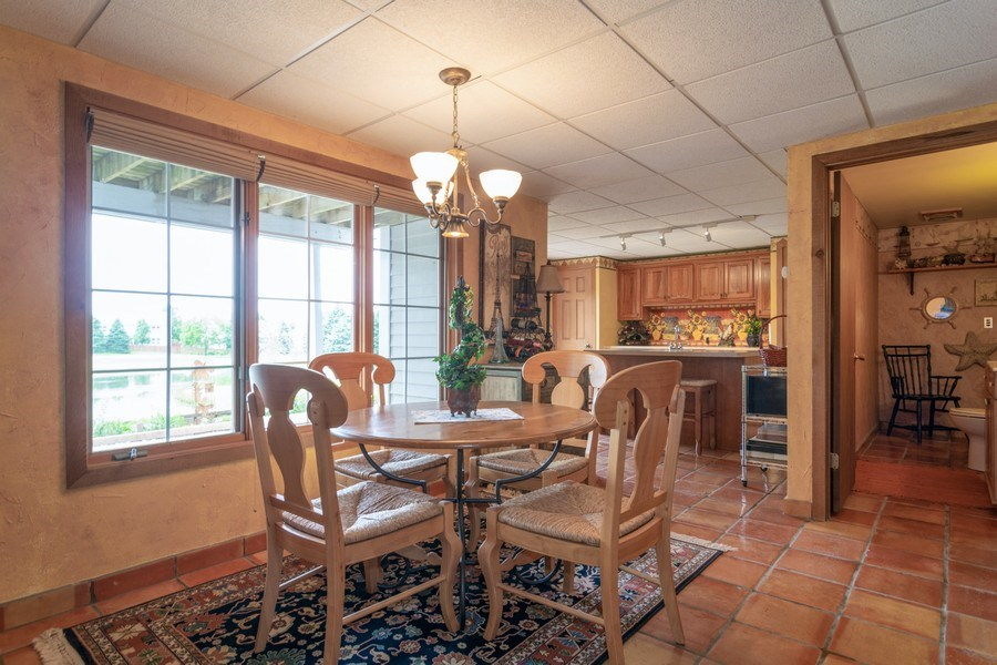 Real Estate Photography - 598 Golfers Lane, Bartlett, IL, 60103 - Game/bonus area