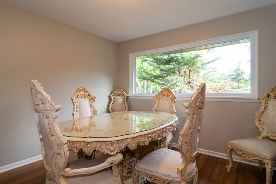 Real Estate Photography - 21W516 Army Trail Rd, Addison, IL, 60101 - Dining Room