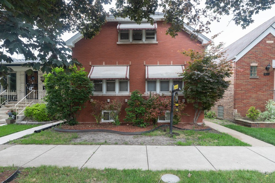 Real Estate Photography - 6107 S. Mayfield Avenue, Chicago, IL, 60638 - Front View