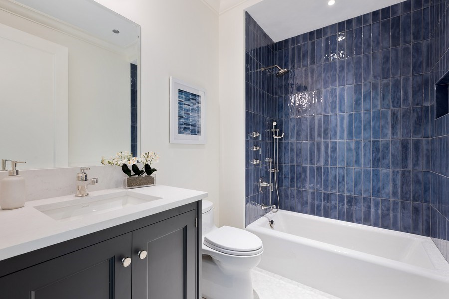 Real Estate Photography - 9 W. Walton Street, Unit 2902, Chicago, IL, 60610 - Bathroom