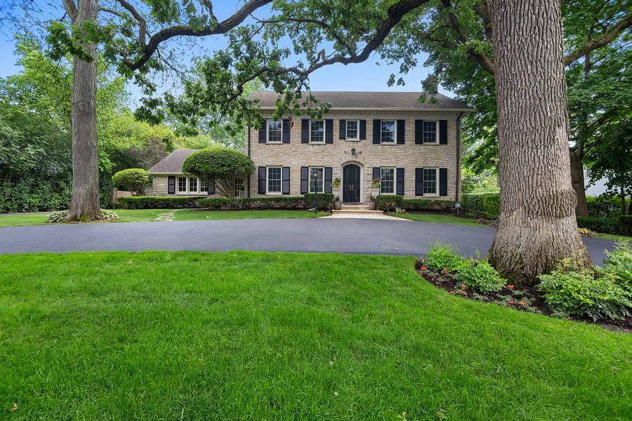 Real Estate Photography - 1288 Westmoor Trail, Winnetka, IL, 60093 -