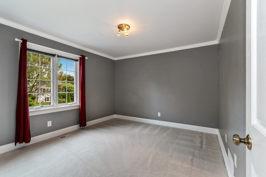 Real Estate Photography - 412 Wakefield Lane, Geneva, IL, 60134 - 2nd Bedroom