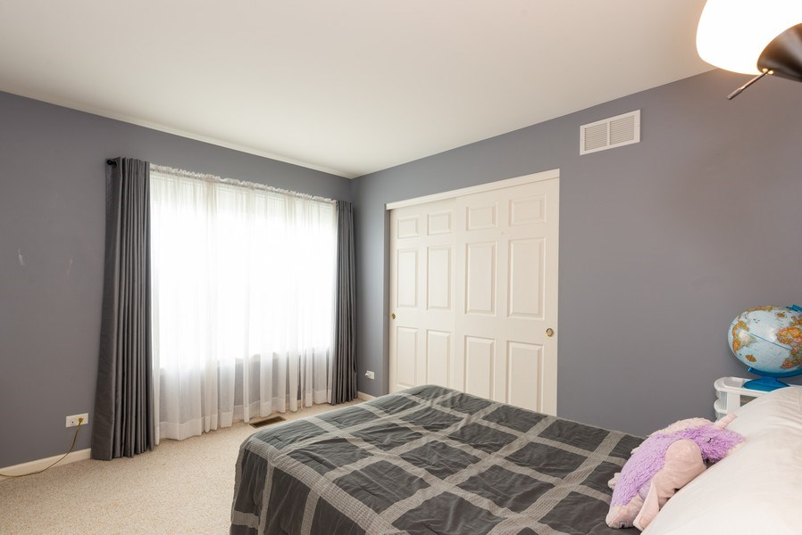 Real Estate Photography - 3172 Humbolt Avenue, Elgin, IL, 60124 - 4th Bedroom