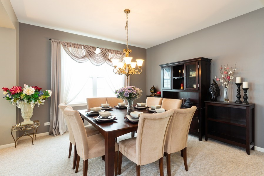 Real Estate Photography - 3172 Humbolt Avenue, Elgin, IL, 60124 - Dining Room