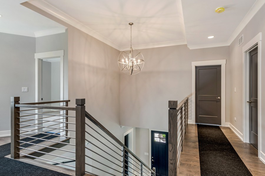 Real Estate Photography - 706 Wellner Road, Naperville, IL, 60540 - Hallway