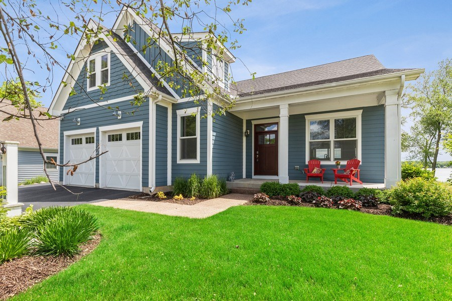 Real Estate Photography - 40669 North Newport Drive, Antioch, IL, 60002 - Front View