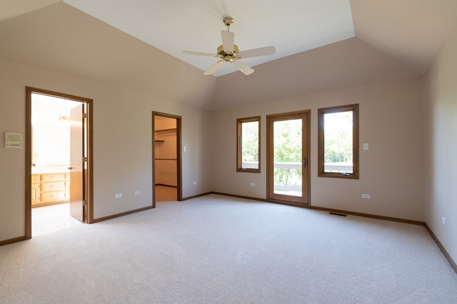 Real Estate Photography - 10840 West 153Rd St, Orland Park, IL, 60467 - Master Bedroom