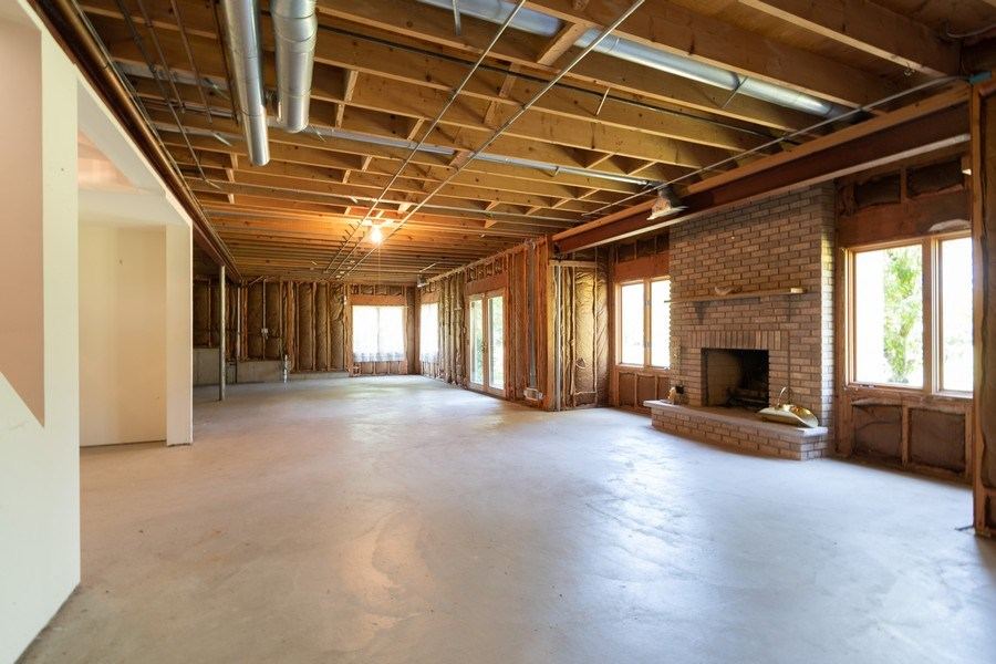 Real Estate Photography - 10840 West 153Rd St, Orland Park, IL, 60467 - Basement