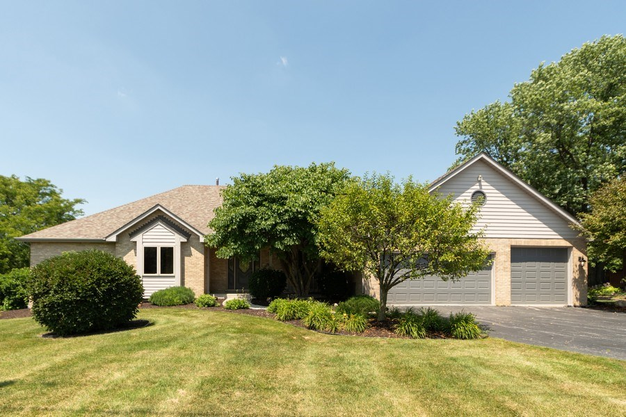 Real Estate Photography - 10840 West 153Rd St, Orland Park, IL, 60467 - Front View