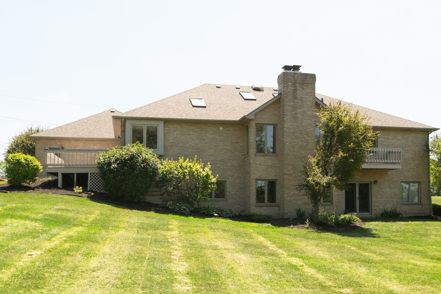 Real Estate Photography - 10840 West 153Rd St, Orland Park, IL, 60467 - Rear View