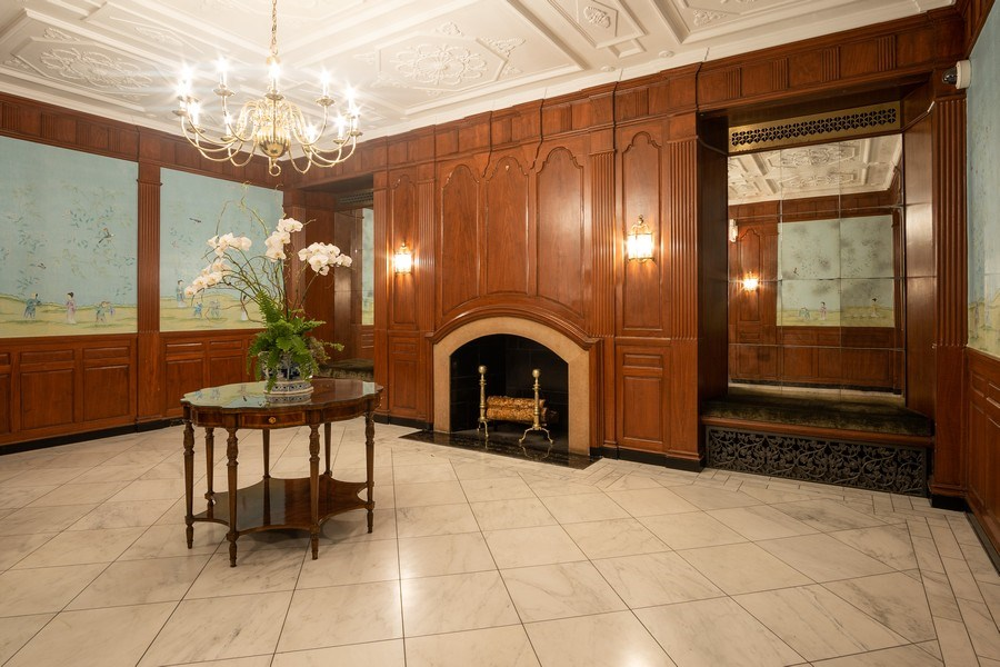 Real Estate Photography - 210 E. PEARSON Street, Unit 4D, Chicago, IL, 60611 - Lobby