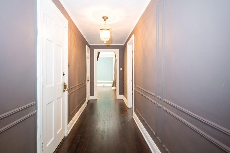 Real Estate Photography - 210 E. PEARSON Street, Unit 4D, Chicago, IL, 60611 - Hallway