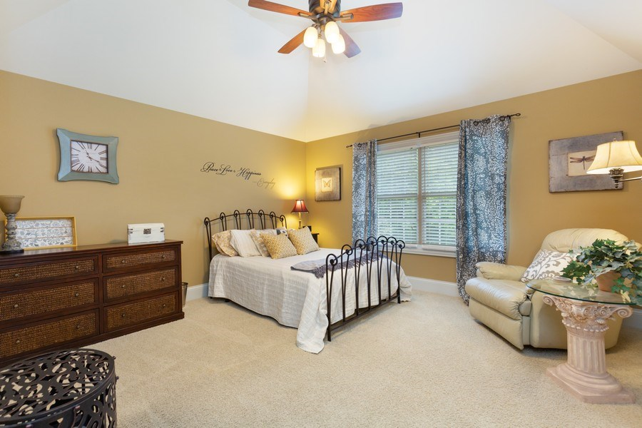 Real Estate Photography - 5620 Meadowbrook Lane, Crystal Lake, IL, 60014 - 2nd Bedroom