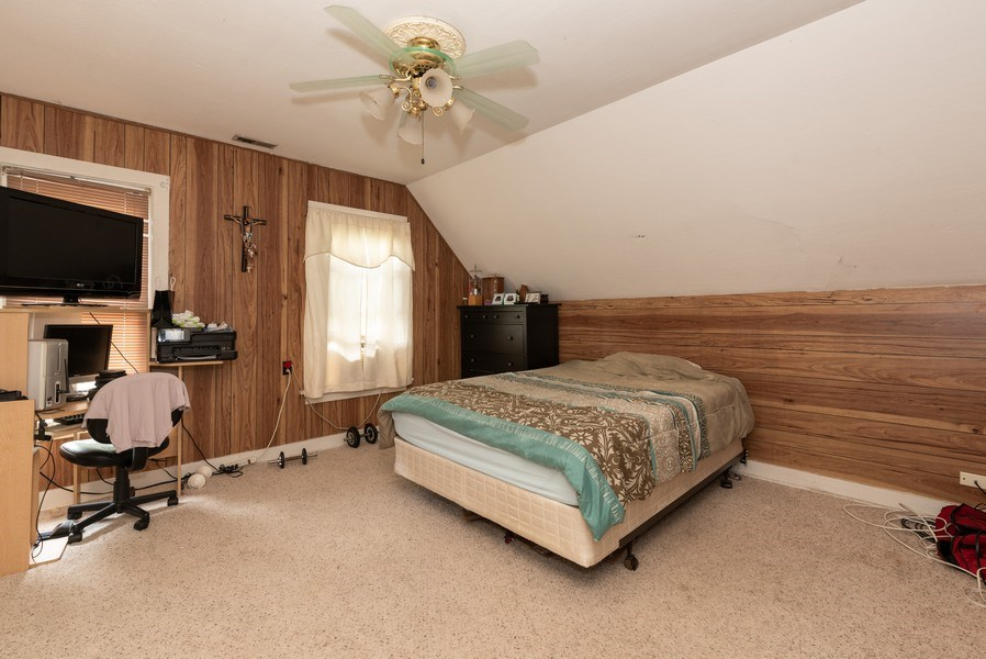 Real Estate Photography - 914 Wicker St, Woodstock, IL, 60098 - 2nd Bedroom