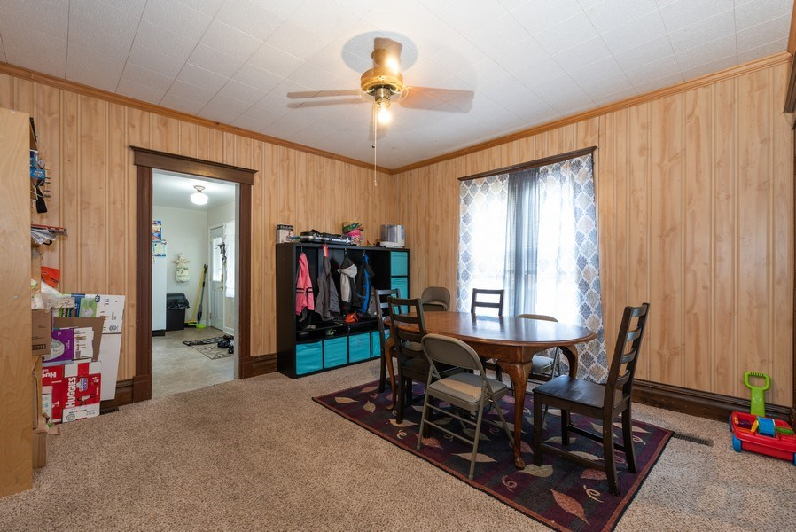 Real Estate Photography - 914 Wicker St, Woodstock, IL, 60098 - Dining Room