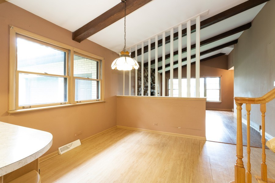 Real Estate Photography - 10850 S. Natchez Avenue, Worth, IL, 60482 - Dining Room