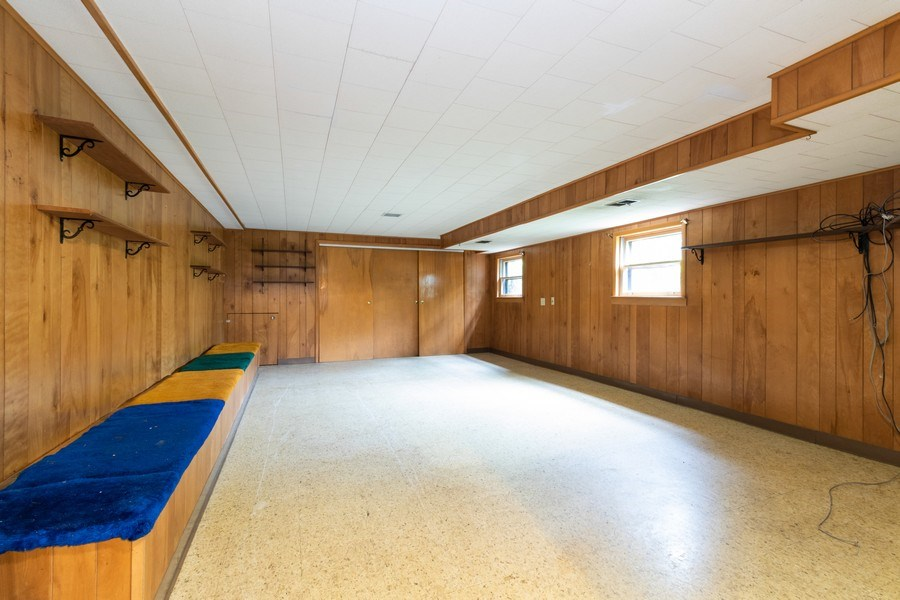 Real Estate Photography - 10850 S. Natchez Avenue, Worth, IL, 60482 - Family Room