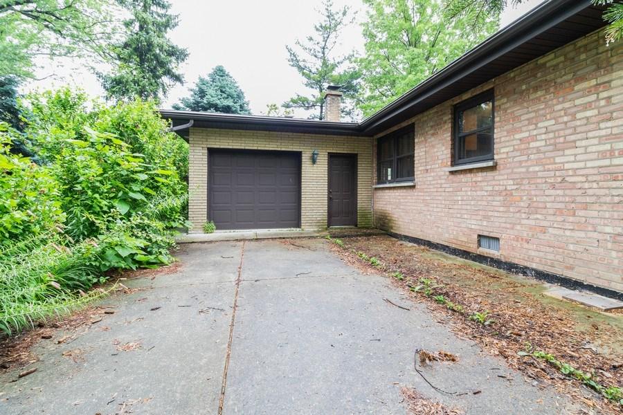 Real Estate Photography - 10850 S. Natchez Avenue, Worth, IL, 60482 - Rear View