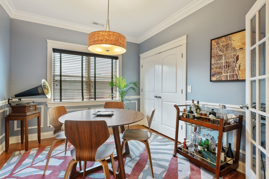 Real Estate Photography - 5014 N. KENMORE Avenue, Unit 3S, Chicago, IL, 60640 - 2nd Bedroom