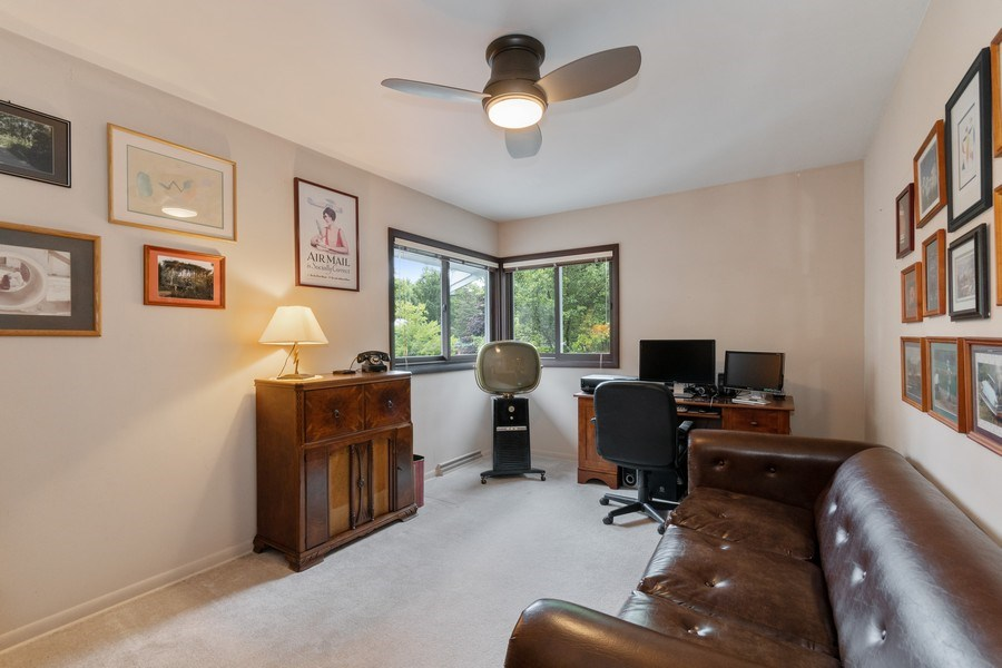 Real Estate Photography - 821 Burning Tree Ln, Naperville, IL, 60563 - Also enjoy cornered windows in this roomy 3rd BR
