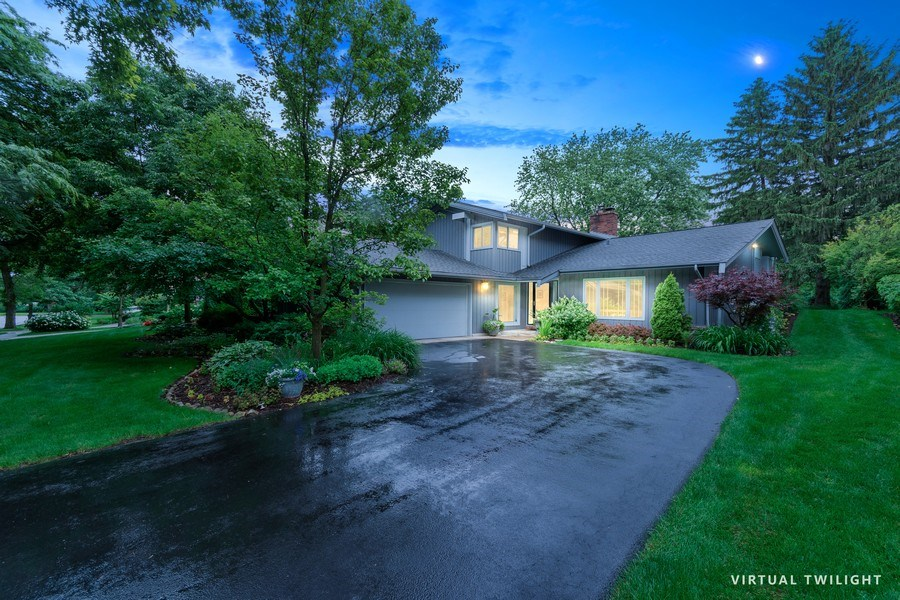 Real Estate Photography - 821 Burning Tree Ln, Naperville, IL, 60563 - Front View