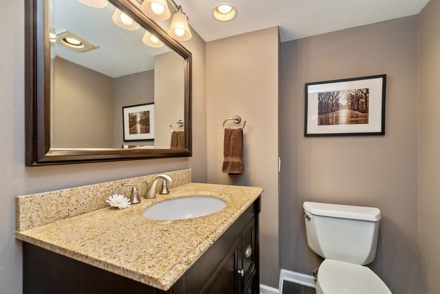 Real Estate Photography - 1720 N. La Salle Drive, Unit 7, Chicago, IL, 60614 - 3rd Bathroom