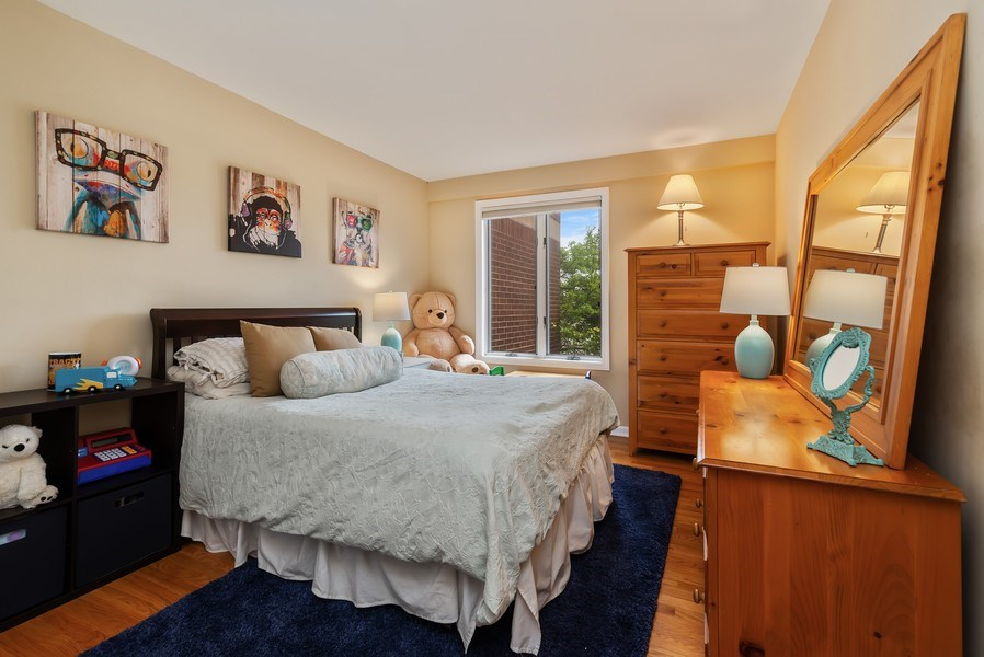 Real Estate Photography - 1720 N. La Salle Drive, Unit 7, Chicago, IL, 60614 - 2nd Bedroom