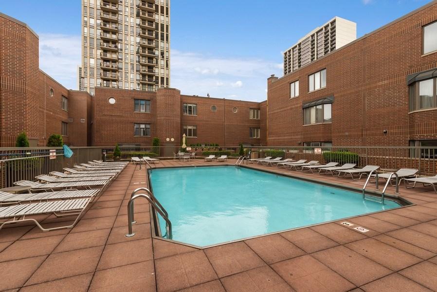 Real Estate Photography - 1720 N. La Salle Drive, Unit 7, Chicago, IL, 60614 - Entertainment Room