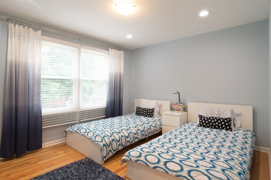 Real Estate Photography - 1339 E. Best Drive, Arlington Heights, IL, 60004 - 4th Bedroom