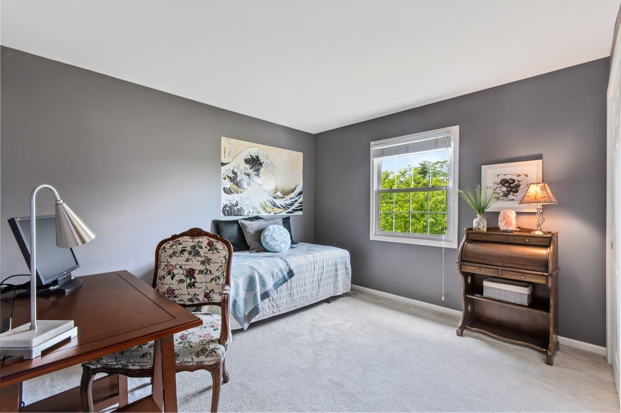Real Estate Photography - 40W186 Jack London Street, St. Charles, IL, 60175 - 3rd Bedroom