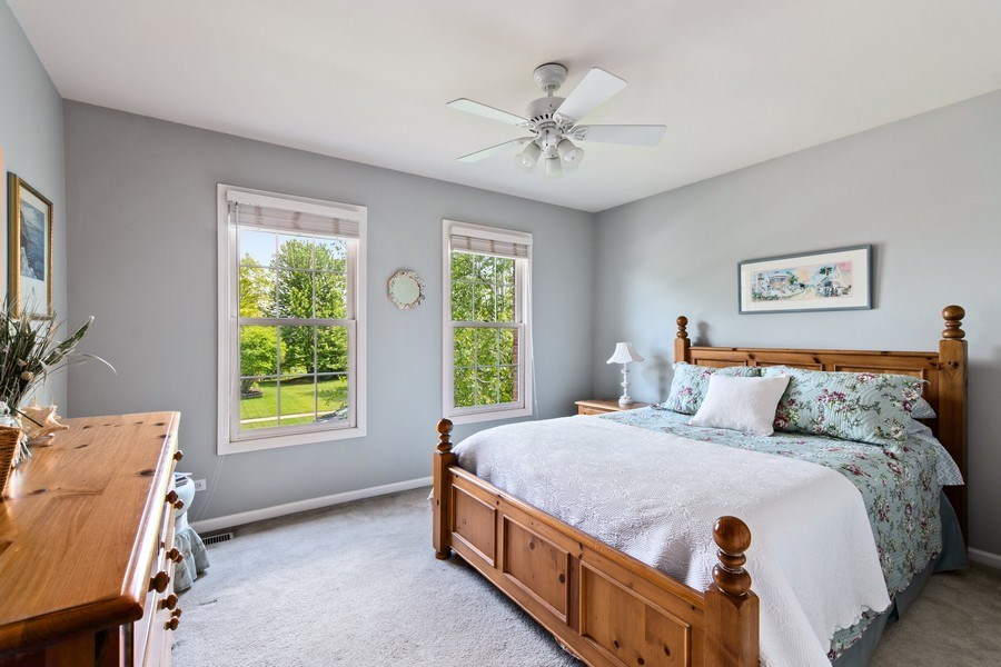 Real Estate Photography - 40W186 Jack London Street, St. Charles, IL, 60175 - 4th Bedroom