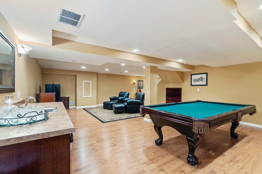 Real Estate Photography - 40W186 Jack London Street, St. Charles, IL, 60175 - Basement