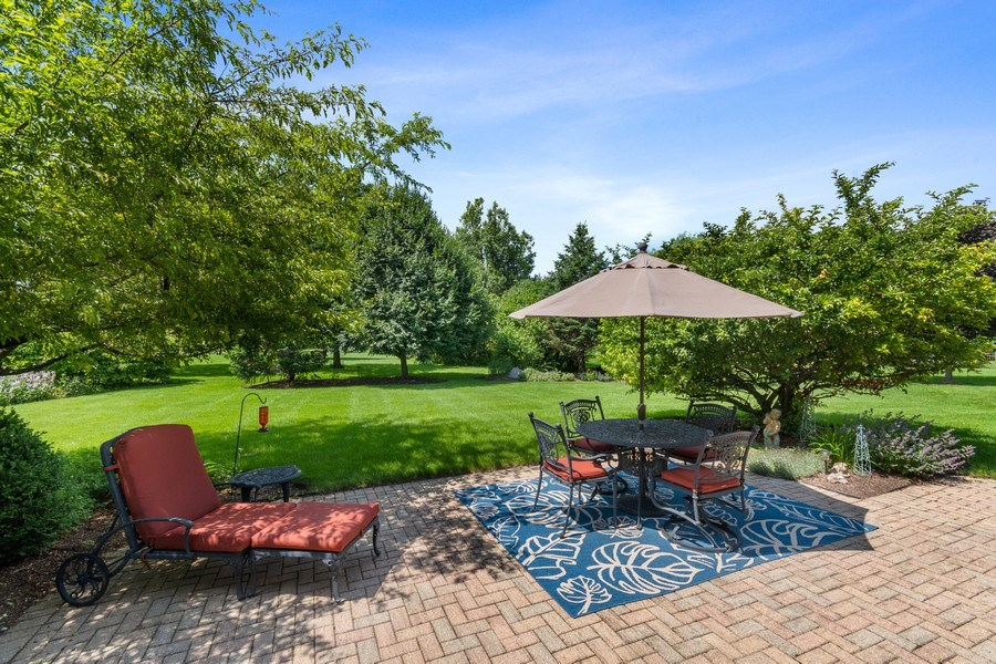 Real Estate Photography - 40W186 Jack London Street, St. Charles, IL, 60175 - Back Yard