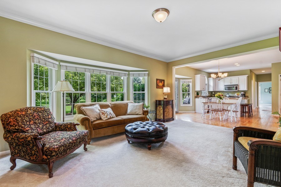 Real Estate Photography - 40W186 Jack London Street, St. Charles, IL, 60175 - Family Room