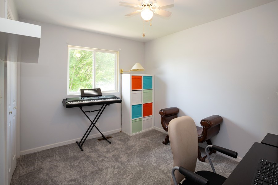 Real Estate Photography - 189 Martha Street, Bensenville, IL, 60106 - 2nd Bedroom