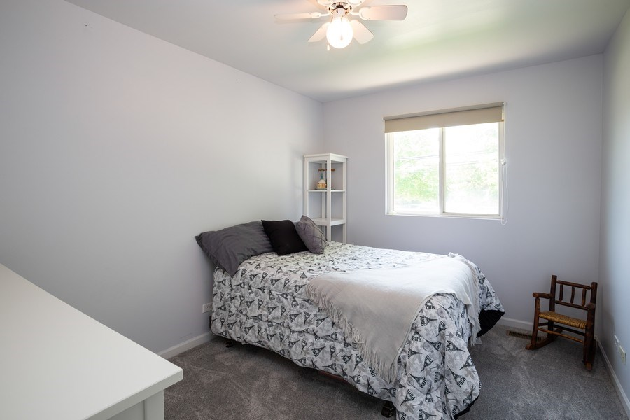 Real Estate Photography - 189 Martha Street, Bensenville, IL, 60106 - Bedroom