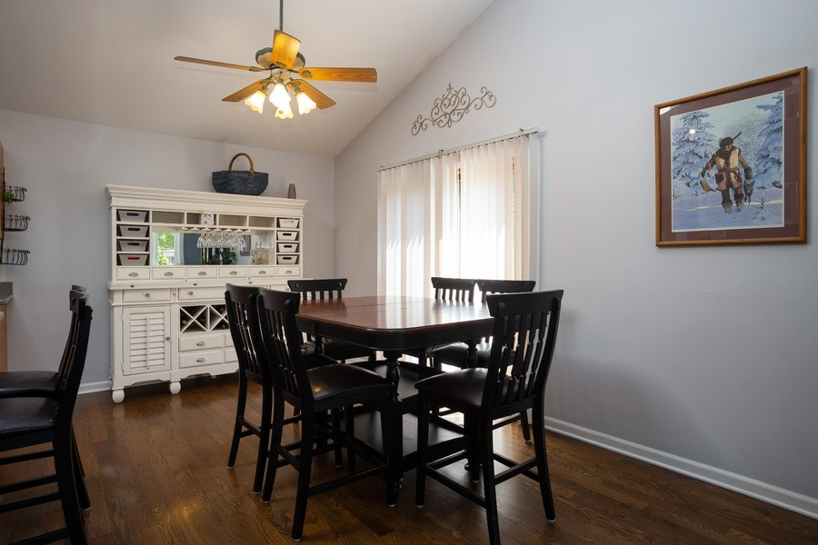 Real Estate Photography - 189 Martha Street, Bensenville, IL, 60106 - Dining Room
