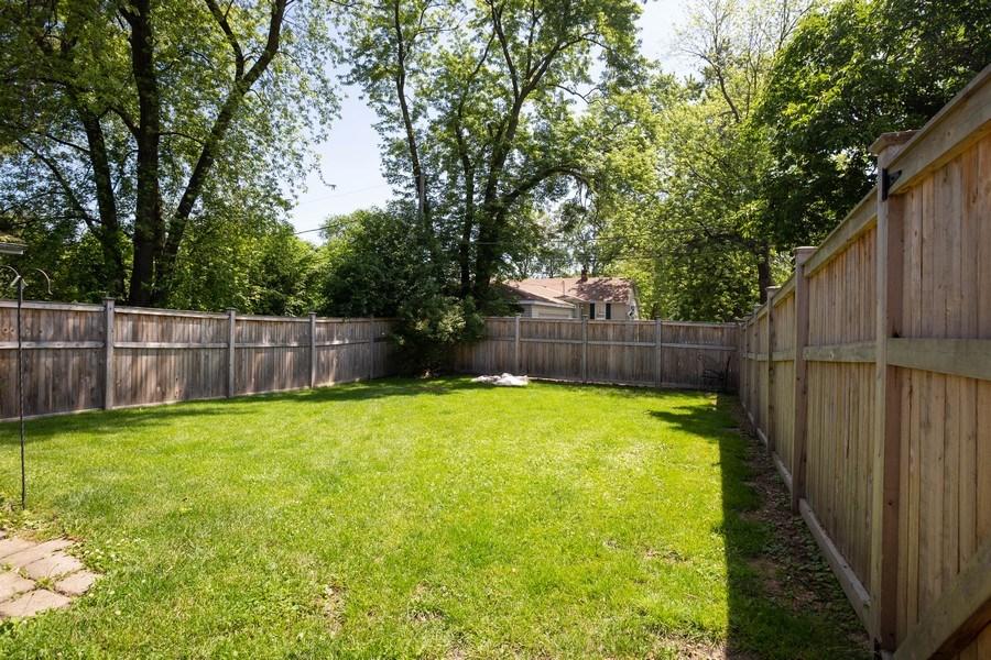 Real Estate Photography - 189 Martha Street, Bensenville, IL, 60106 - Back Yard