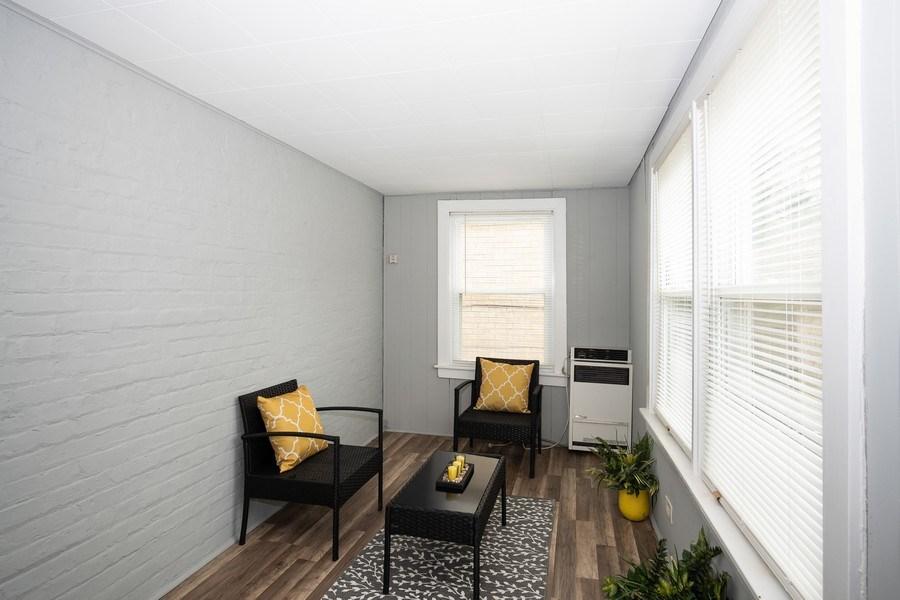 Real Estate Photography - 3127 Highland Avenue, Berwyn, IL, 60402 - Den