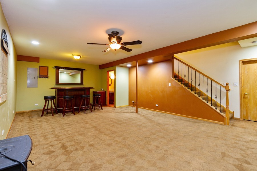 Real Estate Photography - 6810 White Egret Ct, Tinley Park, IL, 60477 - Lower Level