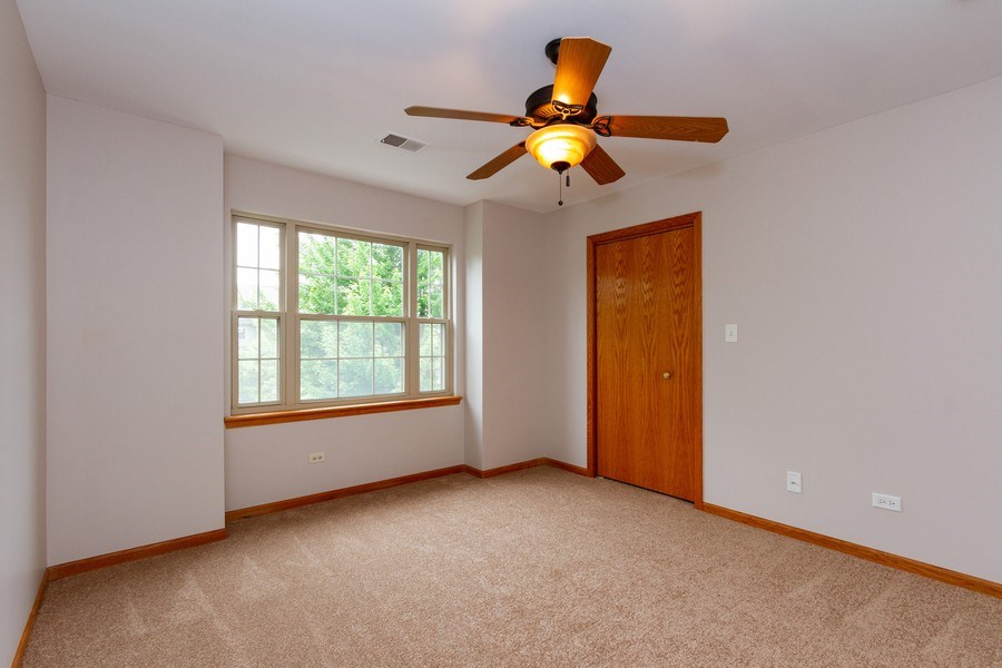 Real Estate Photography - 6810 White Egret Ct, Tinley Park, IL, 60477 - Bedroom