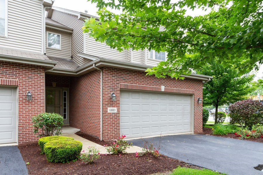 Real Estate Photography - 6810 White Egret Ct, Tinley Park, IL, 60477 - Front View