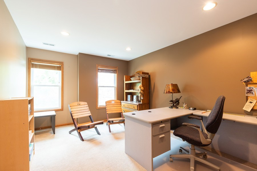 Real Estate Photography - 297 North Cambridge Ct, Grayslake, IL, 60030 - Bedroom