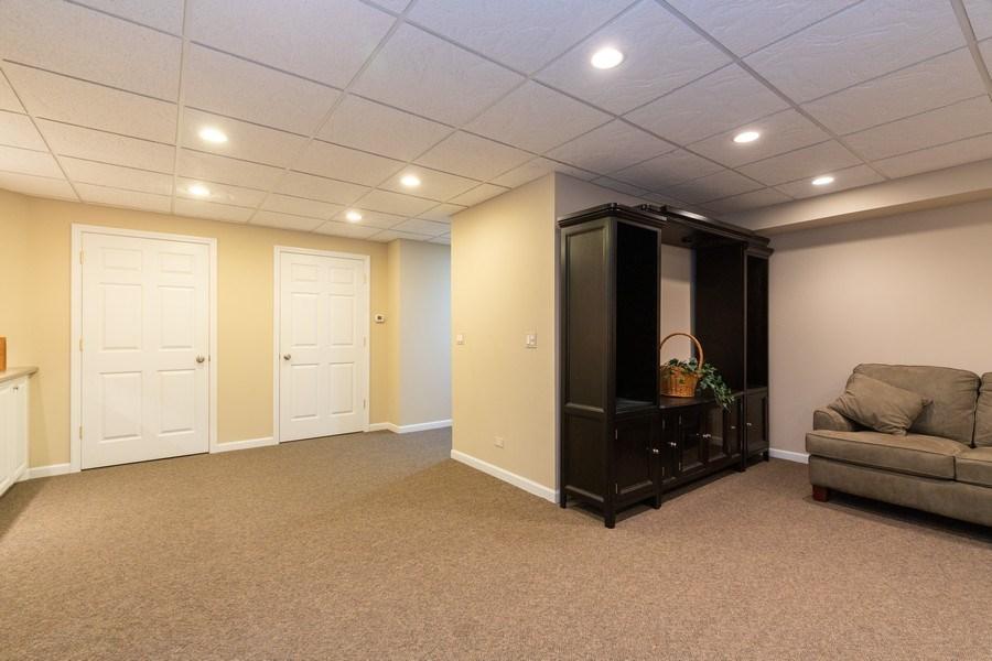 Real Estate Photography - 297 North Cambridge Ct, Grayslake, IL, 60030 - Basement