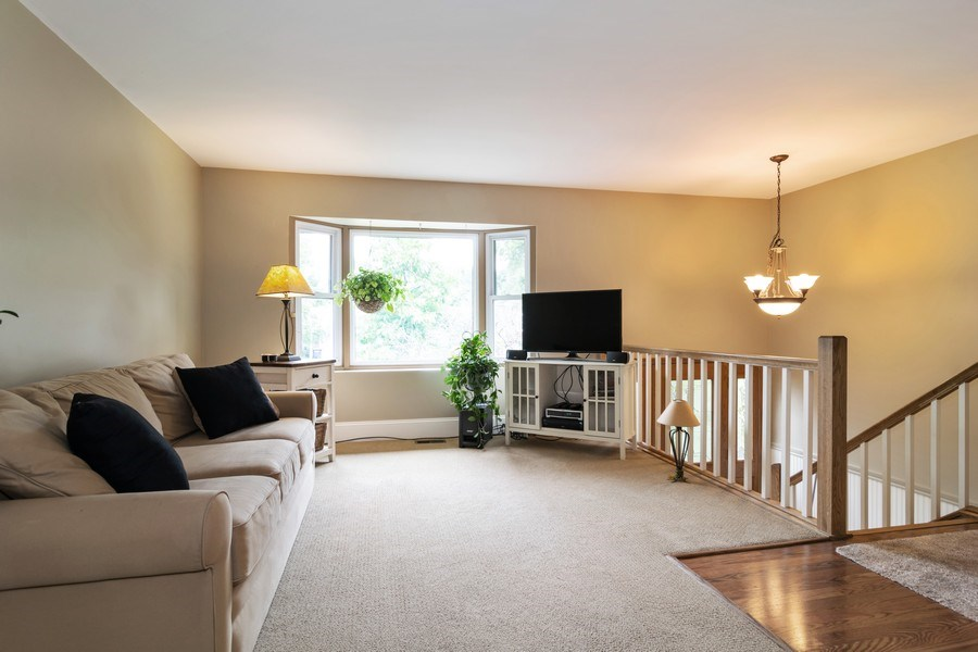 Real Estate Photography - 1270 Fellows Street, St. Charles, IL, 60174 - Living Room