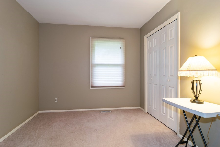 Real Estate Photography - 1270 Fellows Street, St. Charles, IL, 60174 - Guest Bedroom