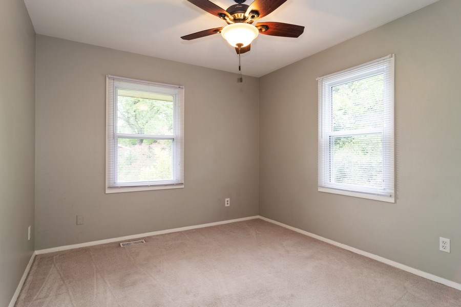 Real Estate Photography - 1270 Fellows Street, St. Charles, IL, 60174 - Bedroom