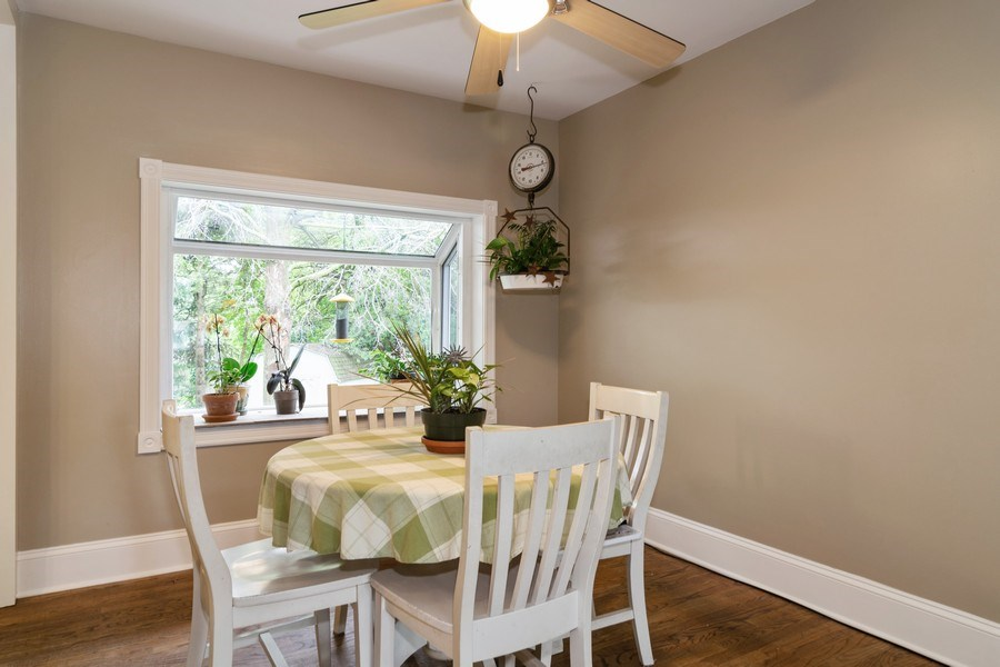 Real Estate Photography - 1270 Fellows Street, St. Charles, IL, 60174 - Dining Room