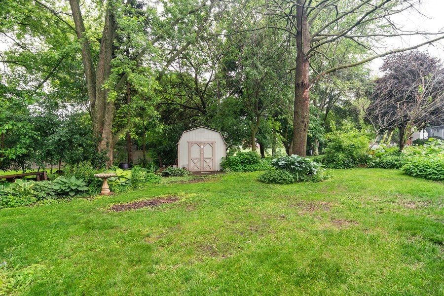 Real Estate Photography - 1270 Fellows Street, St. Charles, IL, 60174 - Back Yard