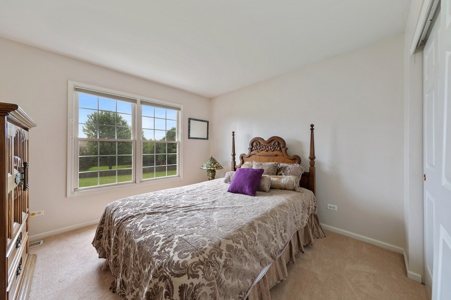 Real Estate Photography - 24265 Eagle Chase Drive, Plainfield, IL, 60544 - 4th Bedroom